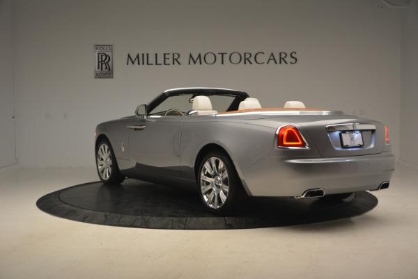 Used 2017 Rolls-Royce Dawn for sale $245,900 at Rolls-Royce Motor Cars Greenwich in Greenwich CT 06830 5