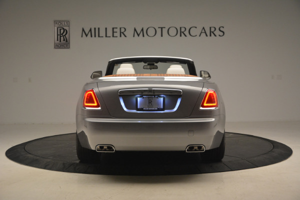 Used 2017 Rolls-Royce Dawn for sale $245,900 at Rolls-Royce Motor Cars Greenwich in Greenwich CT 06830 6