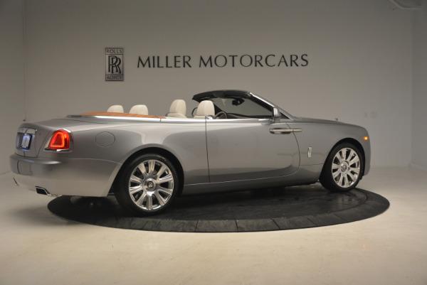 Used 2017 Rolls-Royce Dawn for sale $245,900 at Rolls-Royce Motor Cars Greenwich in Greenwich CT 06830 8