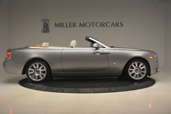 Used 2017 Rolls-Royce Dawn for sale $245,900 at Rolls-Royce Motor Cars Greenwich in Greenwich CT 06830 9