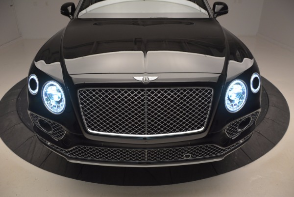 New 2017 Bentley Bentayga for sale Sold at Rolls-Royce Motor Cars Greenwich in Greenwich CT 06830 16