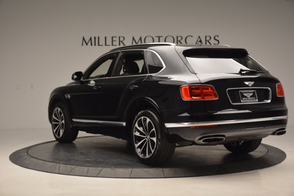 New 2017 Bentley Bentayga for sale Sold at Rolls-Royce Motor Cars Greenwich in Greenwich CT 06830 5