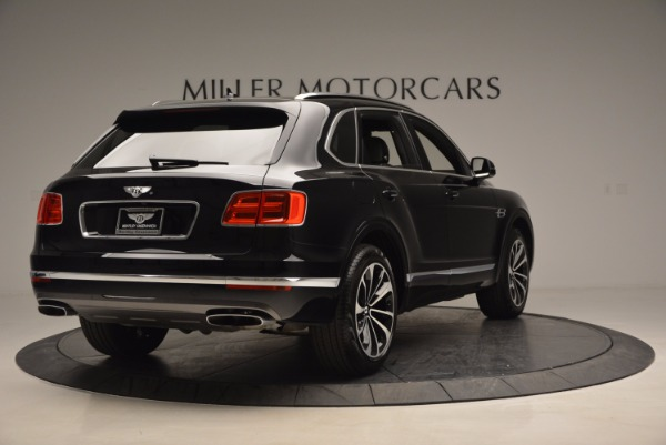 New 2017 Bentley Bentayga for sale Sold at Rolls-Royce Motor Cars Greenwich in Greenwich CT 06830 7