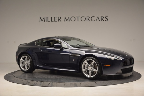 Used 2016 Aston Martin V8 Vantage for sale Sold at Rolls-Royce Motor Cars Greenwich in Greenwich CT 06830 10