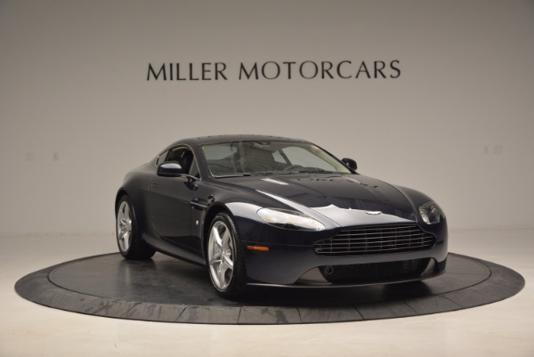 Used 2016 Aston Martin V8 Vantage for sale Sold at Rolls-Royce Motor Cars Greenwich in Greenwich CT 06830 11