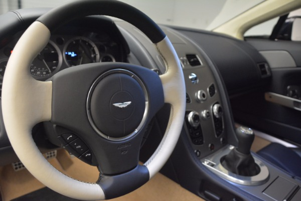 Used 2016 Aston Martin V8 Vantage for sale Sold at Rolls-Royce Motor Cars Greenwich in Greenwich CT 06830 16