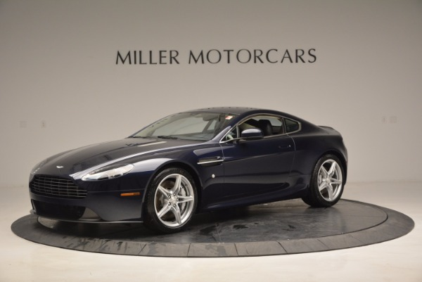 Used 2016 Aston Martin V8 Vantage for sale Sold at Rolls-Royce Motor Cars Greenwich in Greenwich CT 06830 2
