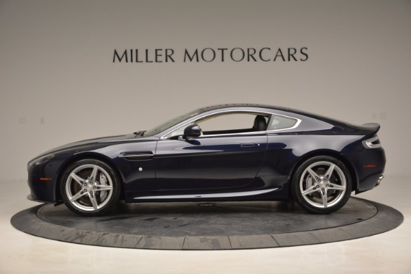 Used 2016 Aston Martin V8 Vantage for sale Sold at Rolls-Royce Motor Cars Greenwich in Greenwich CT 06830 3