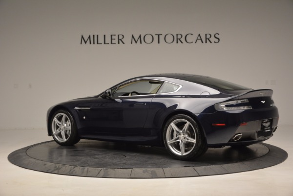 Used 2016 Aston Martin V8 Vantage for sale Sold at Rolls-Royce Motor Cars Greenwich in Greenwich CT 06830 4