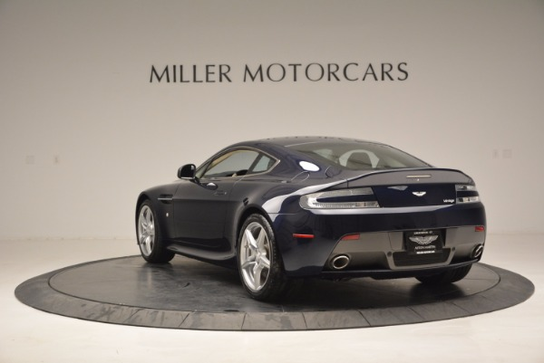 Used 2016 Aston Martin V8 Vantage for sale Sold at Rolls-Royce Motor Cars Greenwich in Greenwich CT 06830 5