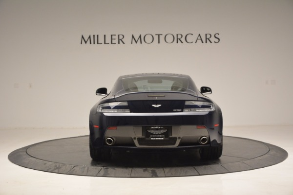 Used 2016 Aston Martin V8 Vantage for sale Sold at Rolls-Royce Motor Cars Greenwich in Greenwich CT 06830 6