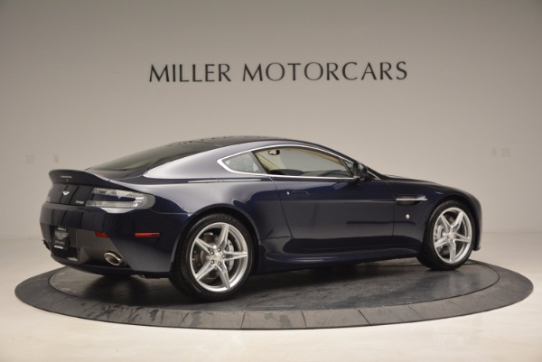 Used 2016 Aston Martin V8 Vantage for sale Sold at Rolls-Royce Motor Cars Greenwich in Greenwich CT 06830 8