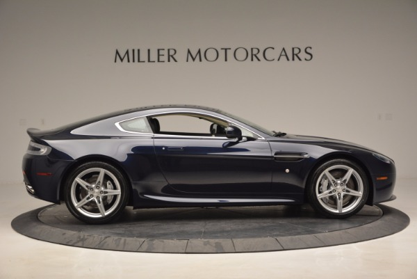 Used 2016 Aston Martin V8 Vantage for sale Sold at Rolls-Royce Motor Cars Greenwich in Greenwich CT 06830 9