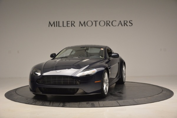 Used 2016 Aston Martin V8 Vantage for sale Sold at Rolls-Royce Motor Cars Greenwich in Greenwich CT 06830 1