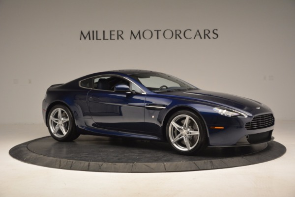 New 2016 Aston Martin V8 Vantage for sale Sold at Rolls-Royce Motor Cars Greenwich in Greenwich CT 06830 10
