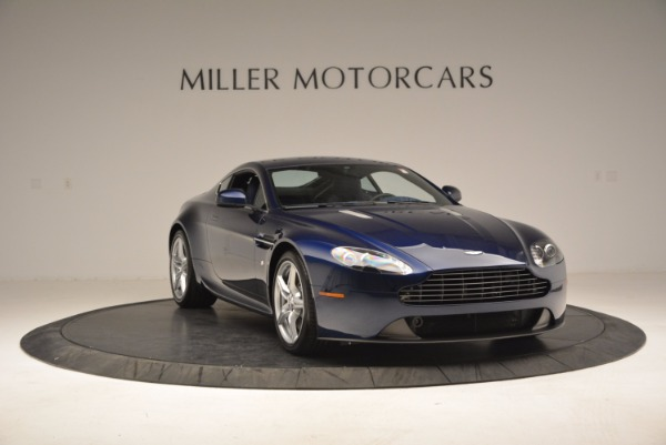 New 2016 Aston Martin V8 Vantage for sale Sold at Rolls-Royce Motor Cars Greenwich in Greenwich CT 06830 11