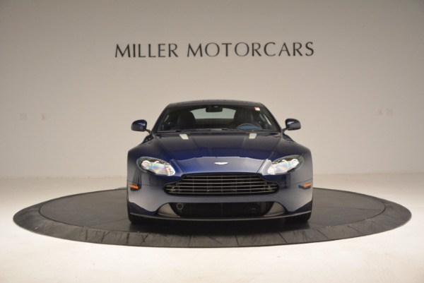 New 2016 Aston Martin V8 Vantage for sale Sold at Rolls-Royce Motor Cars Greenwich in Greenwich CT 06830 12