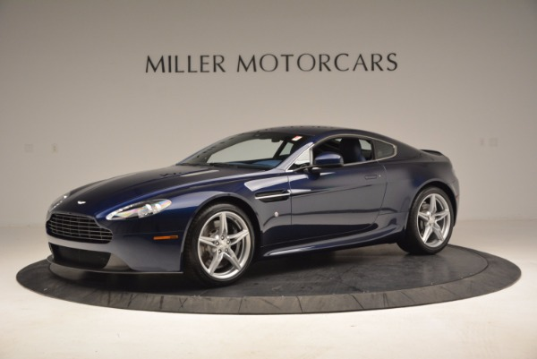 New 2016 Aston Martin V8 Vantage for sale Sold at Rolls-Royce Motor Cars Greenwich in Greenwich CT 06830 2