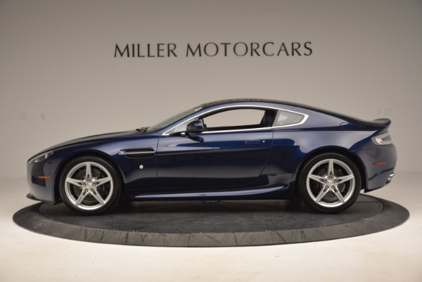 New 2016 Aston Martin V8 Vantage for sale Sold at Rolls-Royce Motor Cars Greenwich in Greenwich CT 06830 3