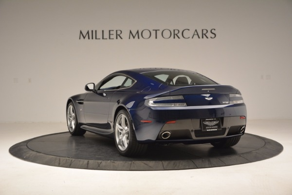 New 2016 Aston Martin V8 Vantage for sale Sold at Rolls-Royce Motor Cars Greenwich in Greenwich CT 06830 5