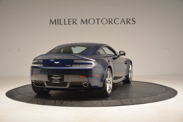 New 2016 Aston Martin V8 Vantage for sale Sold at Rolls-Royce Motor Cars Greenwich in Greenwich CT 06830 7