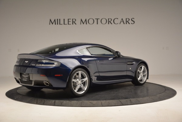 New 2016 Aston Martin V8 Vantage for sale Sold at Rolls-Royce Motor Cars Greenwich in Greenwich CT 06830 8