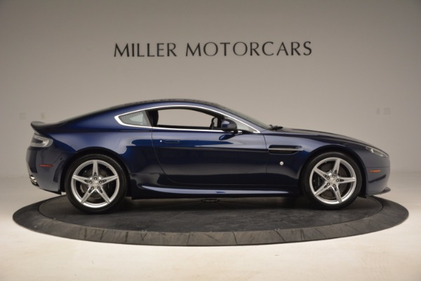 New 2016 Aston Martin V8 Vantage for sale Sold at Rolls-Royce Motor Cars Greenwich in Greenwich CT 06830 9