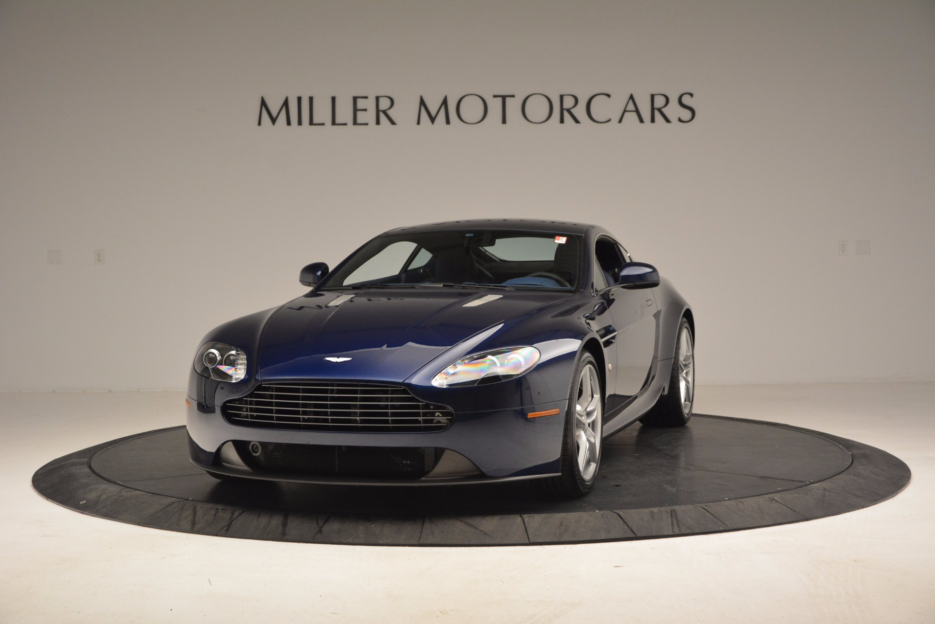 New 2016 Aston Martin V8 Vantage for sale Sold at Rolls-Royce Motor Cars Greenwich in Greenwich CT 06830 1
