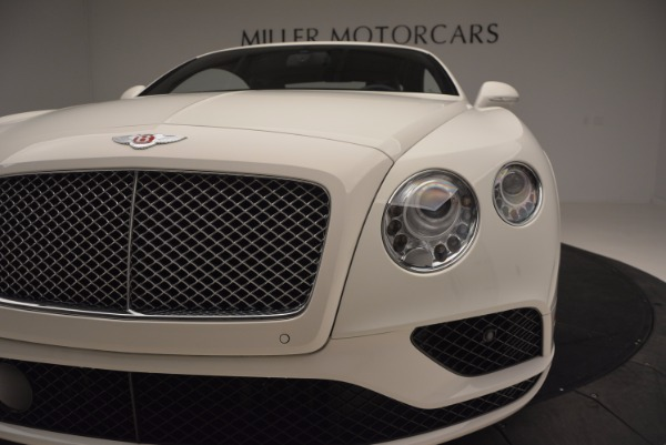 Used 2016 Bentley Continental GT V8 for sale Sold at Rolls-Royce Motor Cars Greenwich in Greenwich CT 06830 13