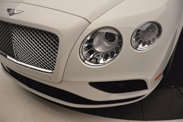 Used 2016 Bentley Continental GT V8 for sale Sold at Rolls-Royce Motor Cars Greenwich in Greenwich CT 06830 14