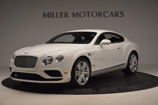 Used 2016 Bentley Continental GT V8 for sale Sold at Rolls-Royce Motor Cars Greenwich in Greenwich CT 06830 2
