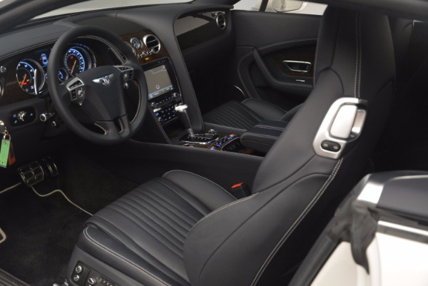 Used 2016 Bentley Continental GT V8 for sale Sold at Rolls-Royce Motor Cars Greenwich in Greenwich CT 06830 21
