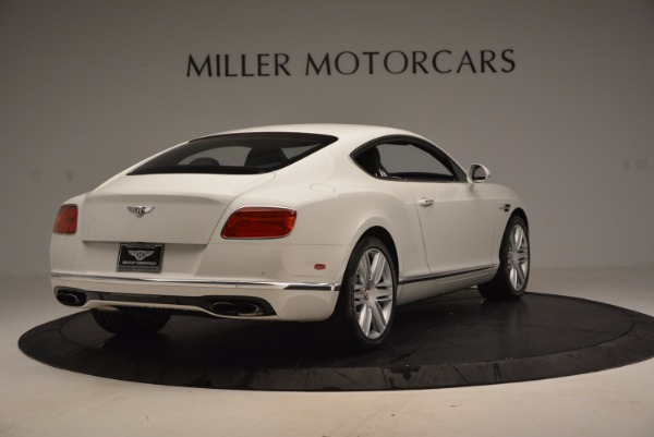 Used 2016 Bentley Continental GT V8 for sale Sold at Rolls-Royce Motor Cars Greenwich in Greenwich CT 06830 7
