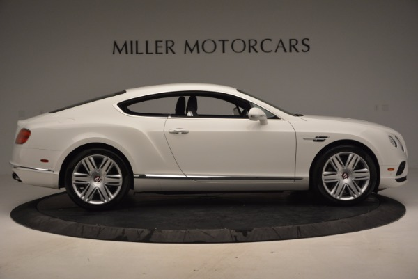Used 2016 Bentley Continental GT V8 for sale Sold at Rolls-Royce Motor Cars Greenwich in Greenwich CT 06830 8