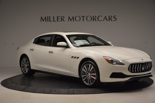 New 2017 Maserati Quattroporte SQ4 for sale Sold at Rolls-Royce Motor Cars Greenwich in Greenwich CT 06830 11