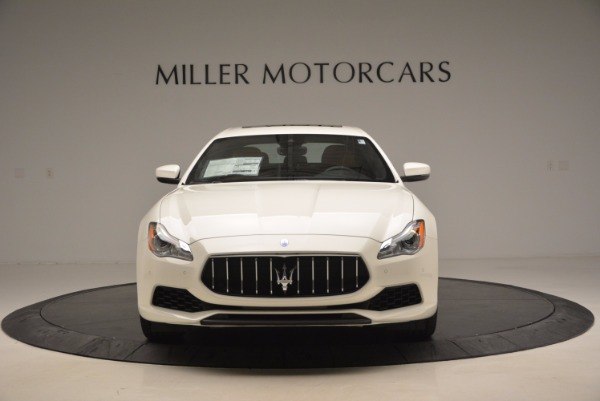 New 2017 Maserati Quattroporte SQ4 for sale Sold at Rolls-Royce Motor Cars Greenwich in Greenwich CT 06830 12