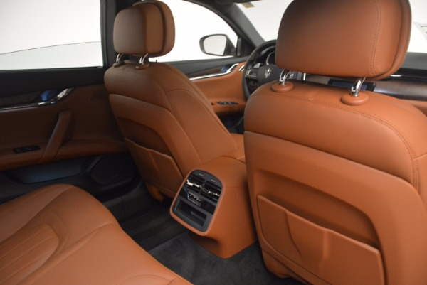 New 2017 Maserati Quattroporte SQ4 for sale Sold at Rolls-Royce Motor Cars Greenwich in Greenwich CT 06830 25