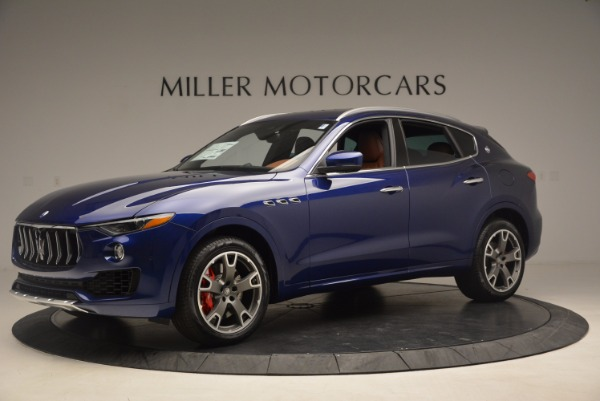 New 2017 Maserati Levante S for sale Sold at Rolls-Royce Motor Cars Greenwich in Greenwich CT 06830 14