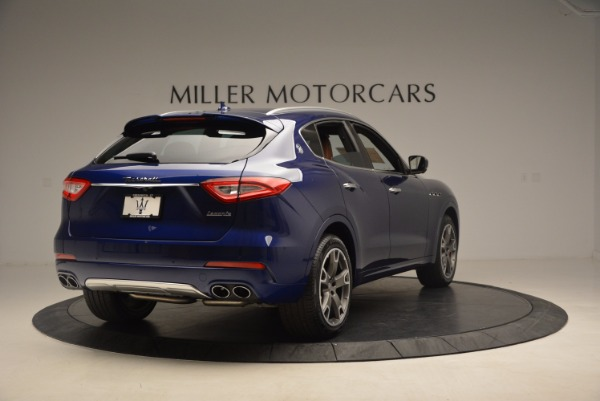 New 2017 Maserati Levante S for sale Sold at Rolls-Royce Motor Cars Greenwich in Greenwich CT 06830 19