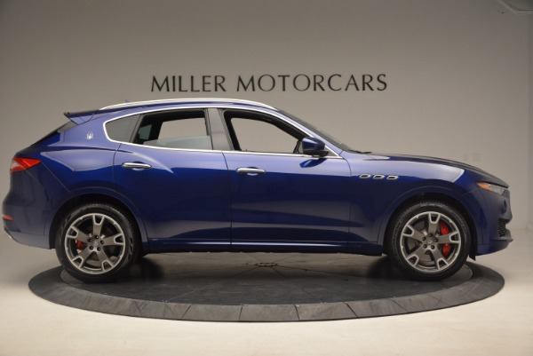 New 2017 Maserati Levante S for sale Sold at Rolls-Royce Motor Cars Greenwich in Greenwich CT 06830 21