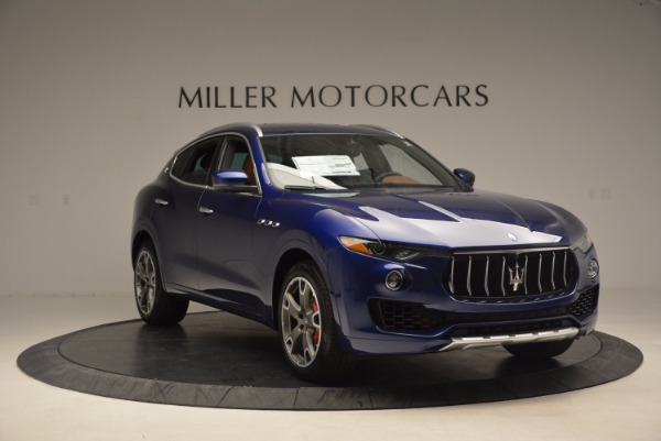 New 2017 Maserati Levante S for sale Sold at Rolls-Royce Motor Cars Greenwich in Greenwich CT 06830 23