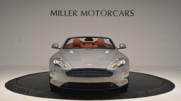 New 2016 Aston Martin DB9 GT Volante for sale Sold at Rolls-Royce Motor Cars Greenwich in Greenwich CT 06830 12