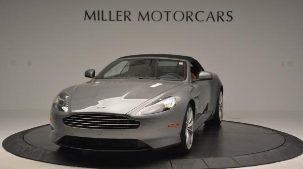 New 2016 Aston Martin DB9 GT Volante for sale Sold at Rolls-Royce Motor Cars Greenwich in Greenwich CT 06830 13