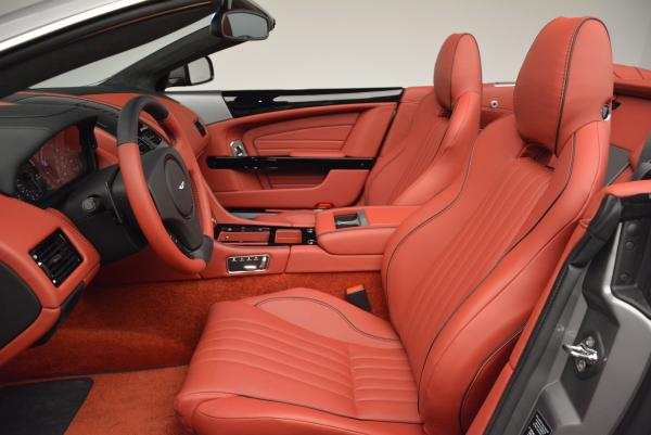 New 2016 Aston Martin DB9 GT Volante for sale Sold at Rolls-Royce Motor Cars Greenwich in Greenwich CT 06830 18