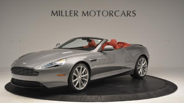 New 2016 Aston Martin DB9 GT Volante for sale Sold at Rolls-Royce Motor Cars Greenwich in Greenwich CT 06830 2