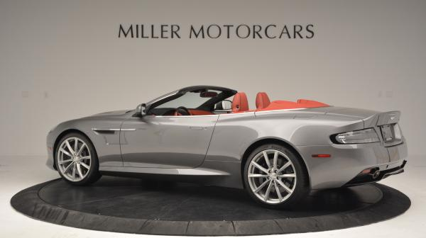 New 2016 Aston Martin DB9 GT Volante for sale Sold at Rolls-Royce Motor Cars Greenwich in Greenwich CT 06830 4