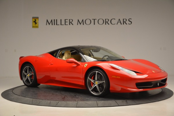Used 2011 Ferrari 458 Italia for sale Sold at Rolls-Royce Motor Cars Greenwich in Greenwich CT 06830 10