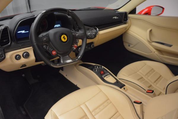 Used 2011 Ferrari 458 Italia for sale Sold at Rolls-Royce Motor Cars Greenwich in Greenwich CT 06830 13