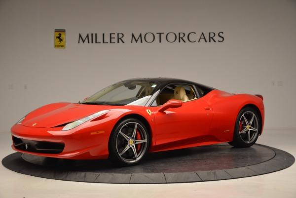 Used 2011 Ferrari 458 Italia for sale Sold at Rolls-Royce Motor Cars Greenwich in Greenwich CT 06830 2