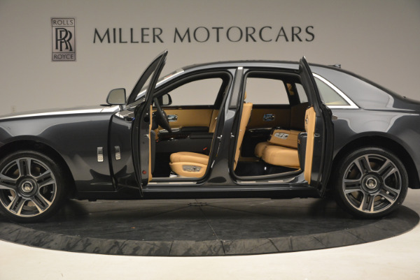 Used 2017 Rolls-Royce Ghost for sale Sold at Rolls-Royce Motor Cars Greenwich in Greenwich CT 06830 14